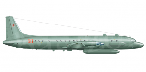 Ilyushin Il 20M side views