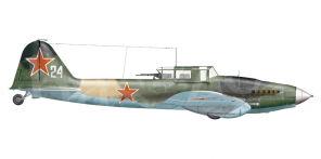 Il'yushin Il-2m3