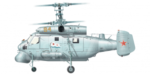Kamov Ka 25PL side views