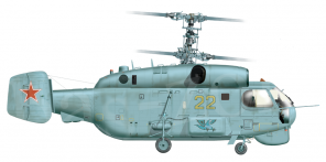 Kamov Ka 27PL side views