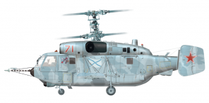 Kamov Ka 29 side views