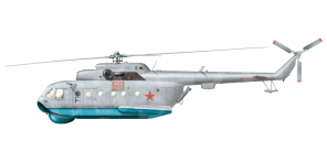 Mil Mi 14PL side views