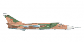 Sukhoi Su 24M side views