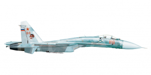 Sukhoi Su 33 side views