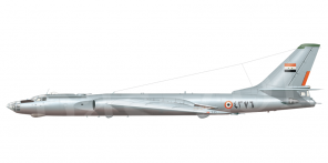 Tupolev Tu 16RM 2 side views