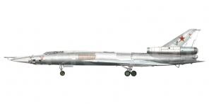 Tupolev Tu-22PD