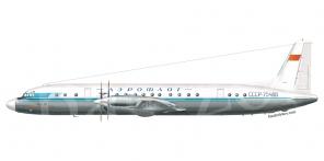 Il'yushin Il-18D