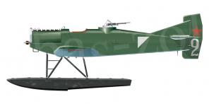Junkers Ju 20 side views