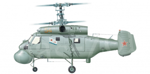 Kamov Ka 25Ts side views