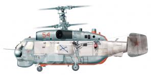 Kamov Ka 27PS side views