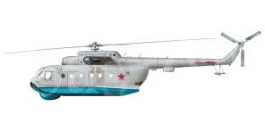 Mil Mi 14BT side views