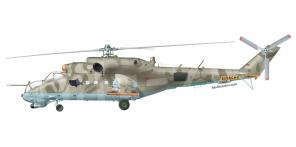 Mil' Mi-24P