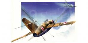 MiG Sabre artworks