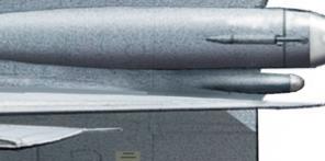 Sukhoi Su 24MR side views