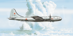 Tupolev Tu 4 artworks