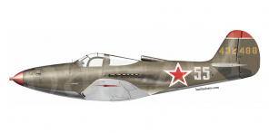 Bell P-39Q-25 Airacobra