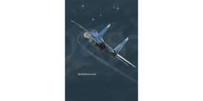 Sukhoi Su 27P artworks